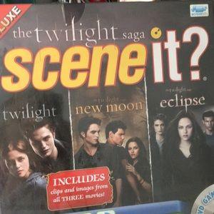 Twilight SCENE it? Game